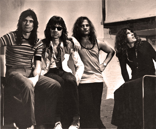 Argent In Concert – 1973 – Past Daily Backstage Weekend