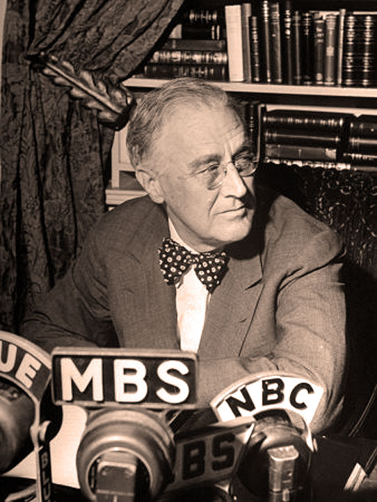 January 11, 1944 – FDR -The Second Bill Of Rights -A State Of The Union In Wartime –