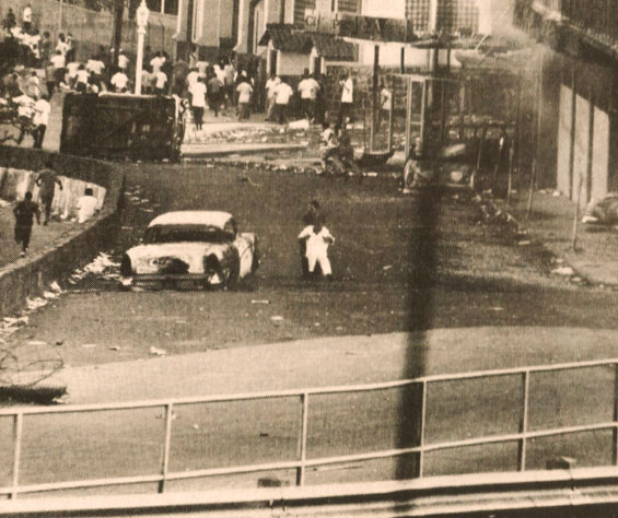 January 9, 1964 – Big Trouble In Little Panama – Martyr's Day Riots In The Panama Canal Zone