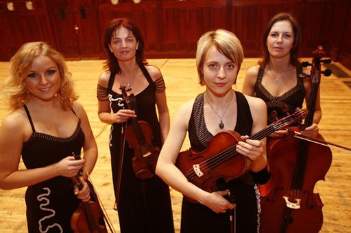 The Kapralova String Quartet Play Music Of Janacek, Brahms, Richter And Kapralova – Past Daily Mid-Week Concert