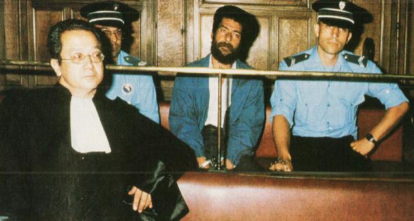 Parisian Rough Stuff – February 28, 1987