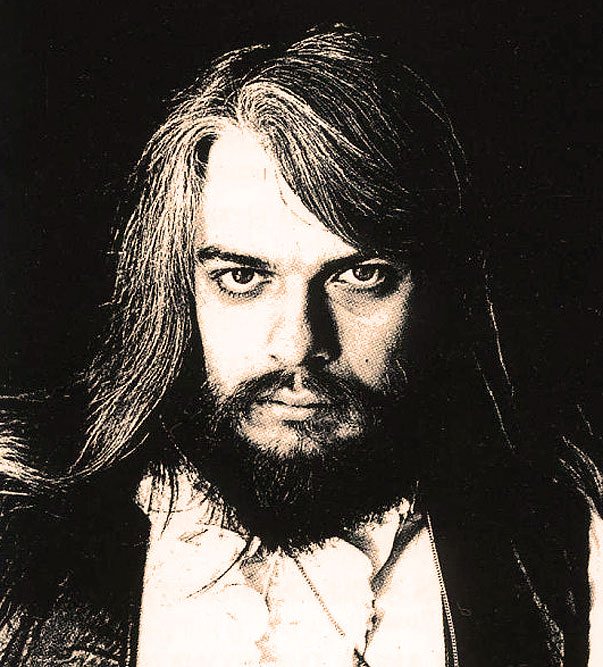 Leon Russell In Session At Baarn, Holland – 1971 – Nights At The Roundtable.