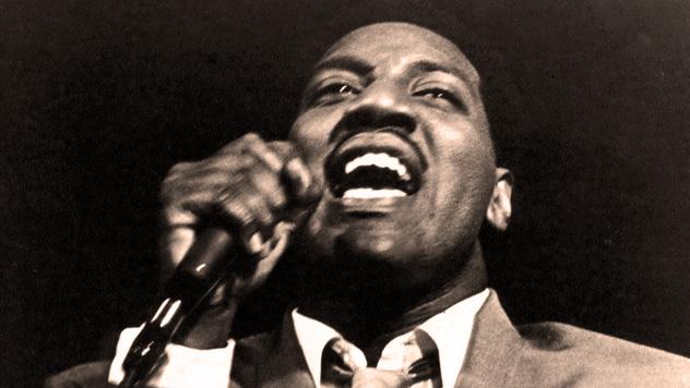 Otis Redding (photo: Paul Acree)