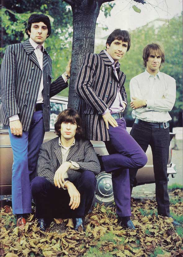 The Troggs In Session – 1966 (RIP Reg Presley) – Nights At The Roundtable