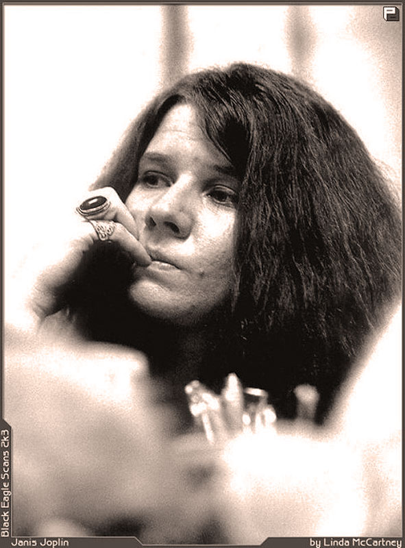 Janis Joplin – Live At The Coffee Gallery, North Beach – 1963 – Nights At The Roundtable: Mini-Concert Edition.