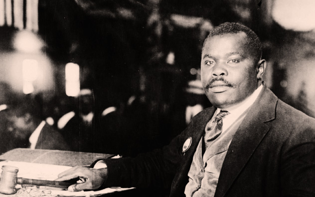 A Word Or Two From Marcus Garvey – Past Daily Reference Room: Black History Month Edition.