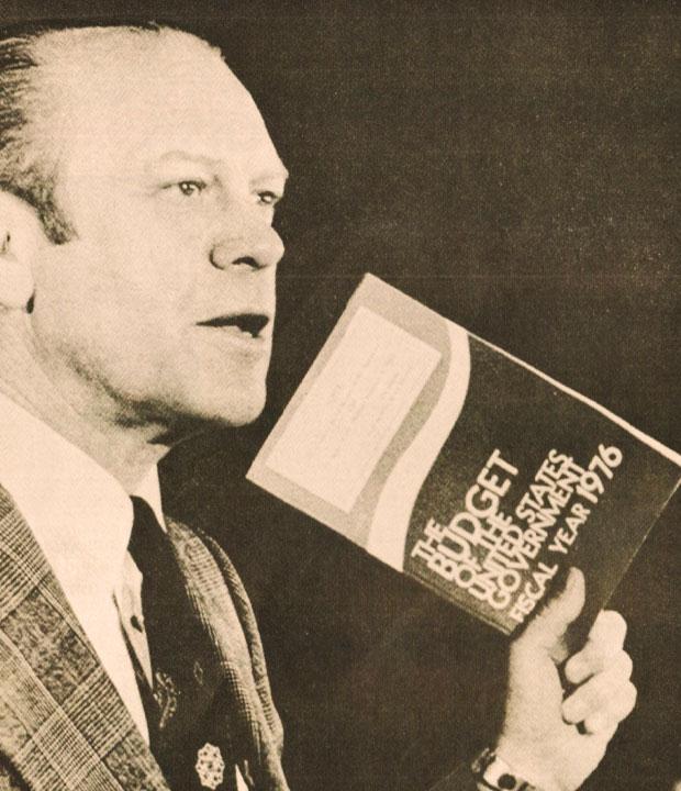 Economy In Nosedive – February 1, 1975