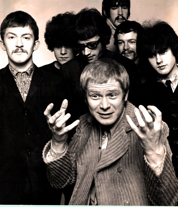 Long John Baldry -Live At The Paramount, Seattle – 1972 – Nights At The Roundtable: Mini-Concert Edition.