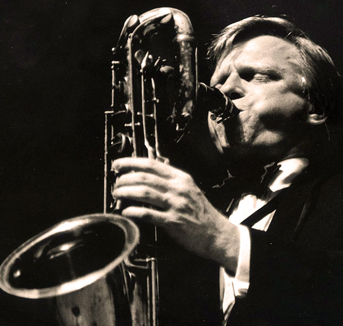 Gerry Mulligan With The New American Orchestra – 1982 – Past Daily Downbeat.