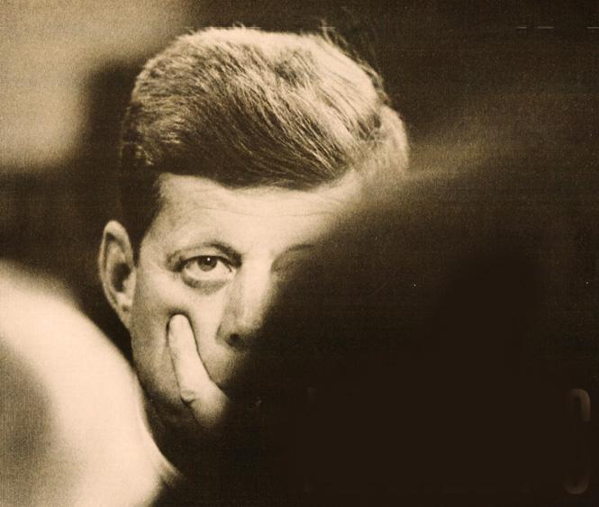 A JFK Press Conference – March 14, 1962