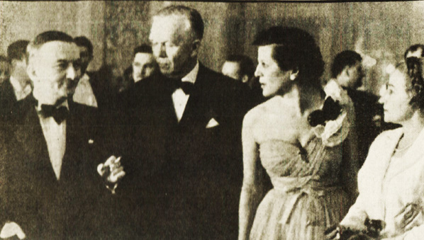 File Under: Best Bib And Tucker – March 8, 1947