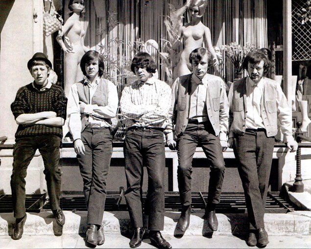 The Pretty Things In Session At The BBC – 1967 – Nights At The Roundtable