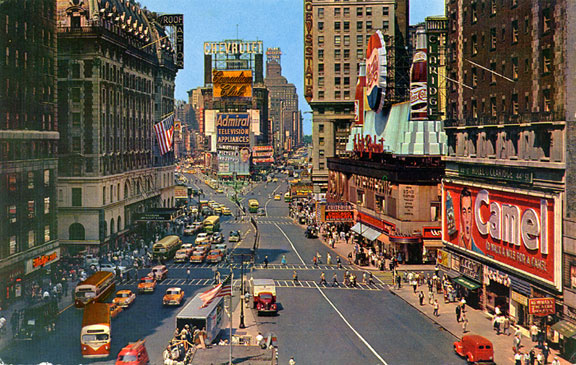 New York - 1956