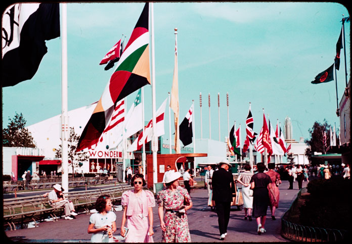 April 30, 1939 – New York World's Fair Opens – The World Of Tomorrow.