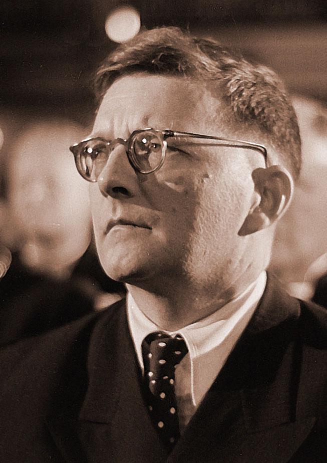 NBC Symphony String Quartet – Western Hemisphere Premier – Shostakovich String Quartet No. 2 – 1945 – Past Daily Weekend Gramophone