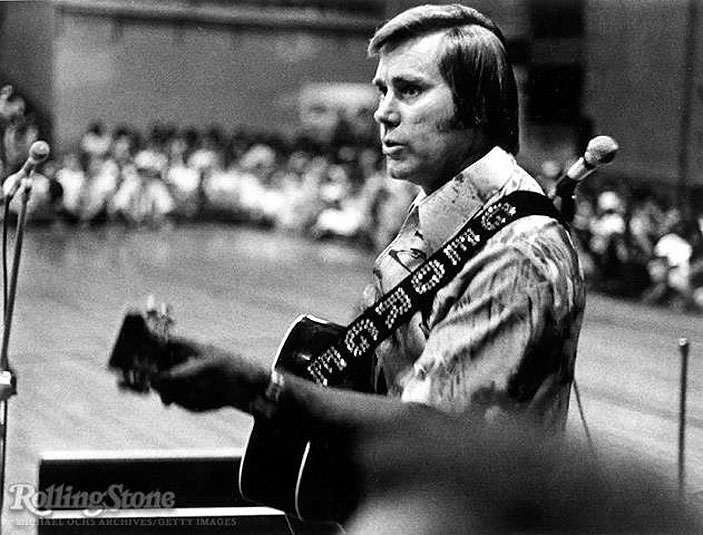 George Jones (1931-2013) – Live At Gilley's 1979 – Past Daily Pop Chronicles: Tribute Edition