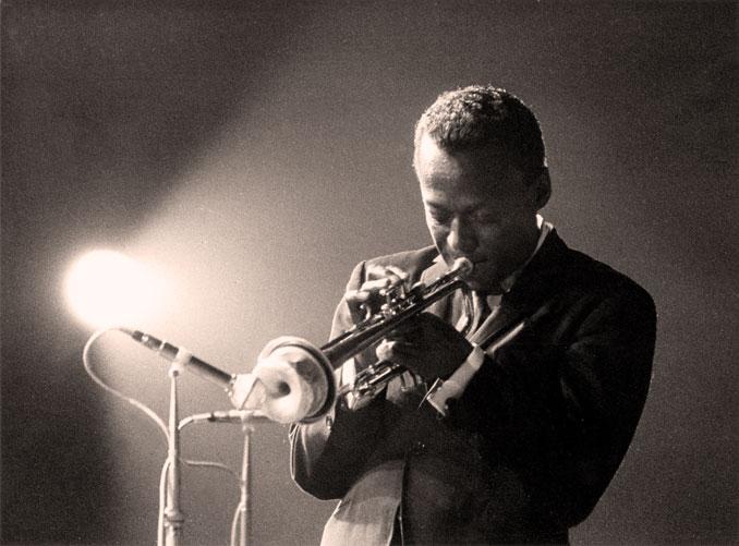 Miles Davis – Live At Juan-Les Pins Festival 1963 – Past Daily Downbeat