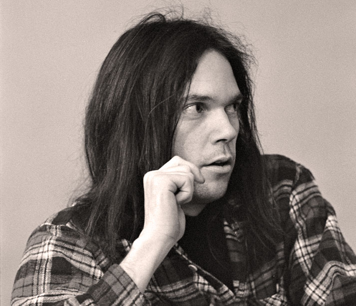 Neil Young In Session – 1971 – Nights At The Roundtable