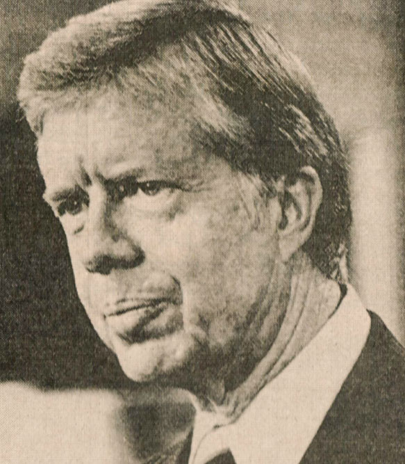 """""""The Energy Crisis Has Not Yet Overwhelmed Us, But It Will If We Do Not Act Quickly"""" – Jimmy Carter – April 18, 1977"""