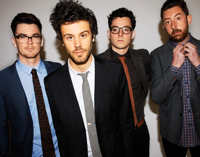 Passion Pit – Live At Coachella 2013 – Nights At The Roundtable: Festival Edition