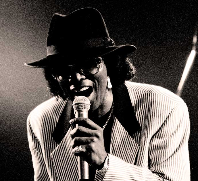 Johnny Guitar Watson In Session At NDR – 1977 – Nights At The Roundtable