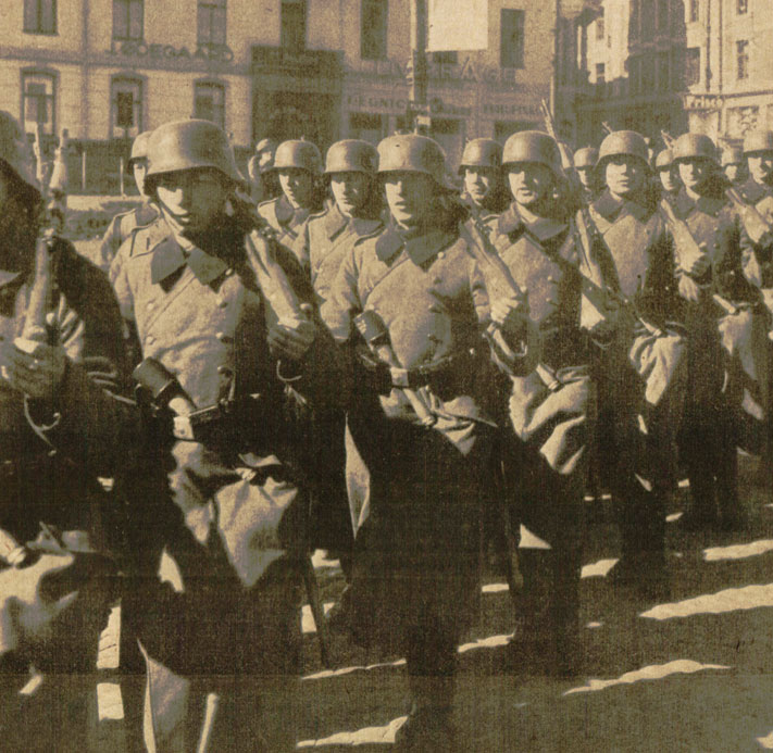 April 9, 1940 – Not A Good Day To Be Norway Or Denmark  – The War In Europe Escalating.