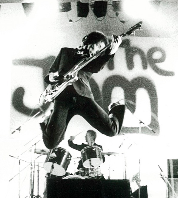 The Jam – Live At The 100 Club 1977 – Past Daily Backstage Weekend