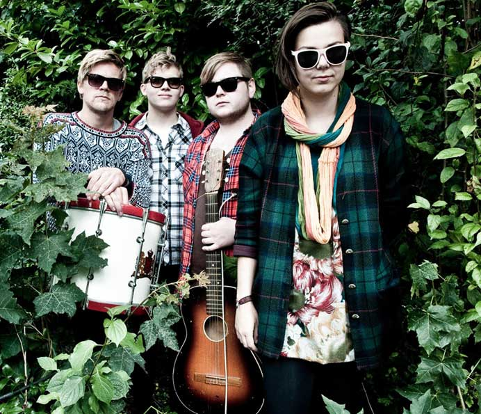 Of Monsters And Men – In Session At Lowlands Festival 2012 – Nights At The Roundtable: Rock Without Borders Edition