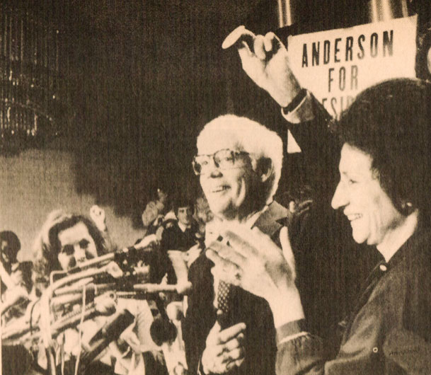 April 2, 1980 – Carter; Sweep – Anderson; Nil – Primary Season In Full Swing.