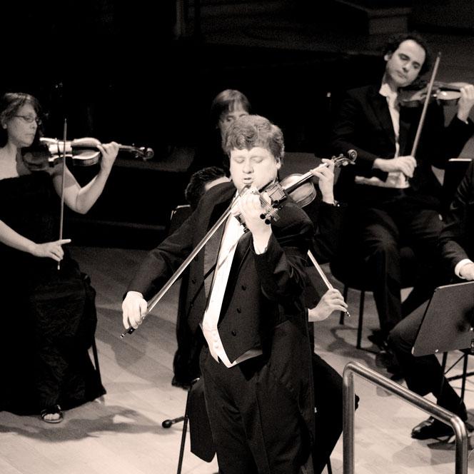 Andrey Baranov And Inga Dzektser Play Music Of Prokofiev, Ysaye, Franck And Saint-Saens – Past Daily Mid-Week Concert