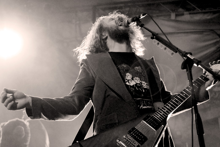 My Morning Jacket – Live In Chicago – 2011 – Past Daily Backstage Weekend