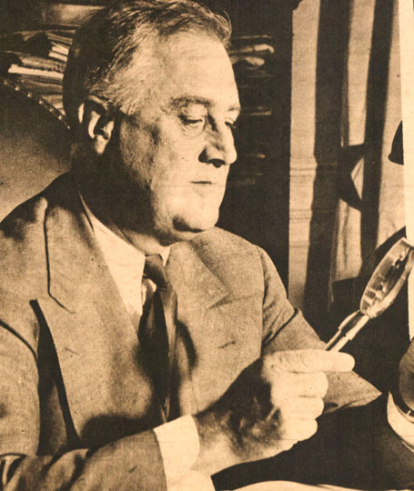 FDR Has A Few Words On Fiscal Policy – May 22, 1939