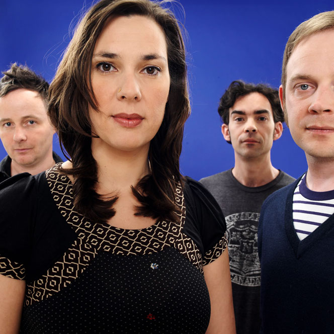 Stereolab In Session – 1996 – Past Daily Soundbooth