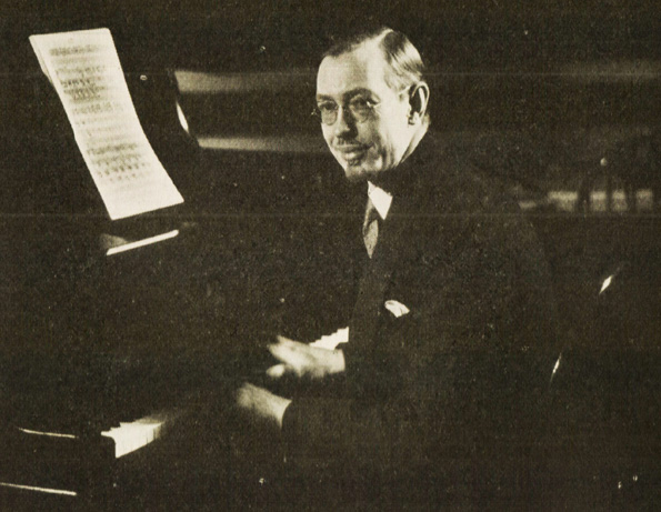 Howard Hanson Conducts Howard Hanson – 1953 – Past Daily Weekend Gramophone