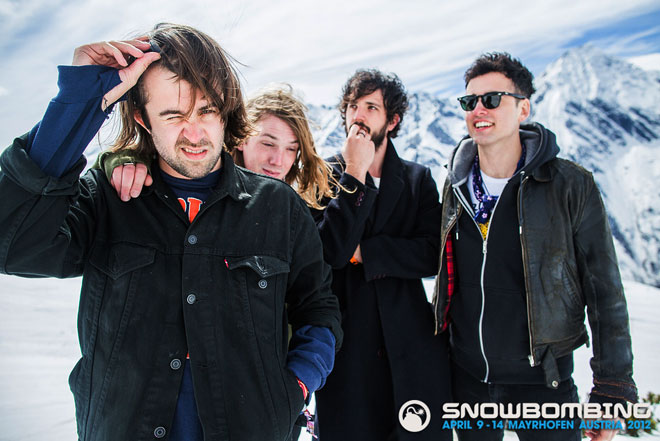 The Vaccines – Live At Printemps de Bourges 2013 – Nights At The Roundtable: Festival edition