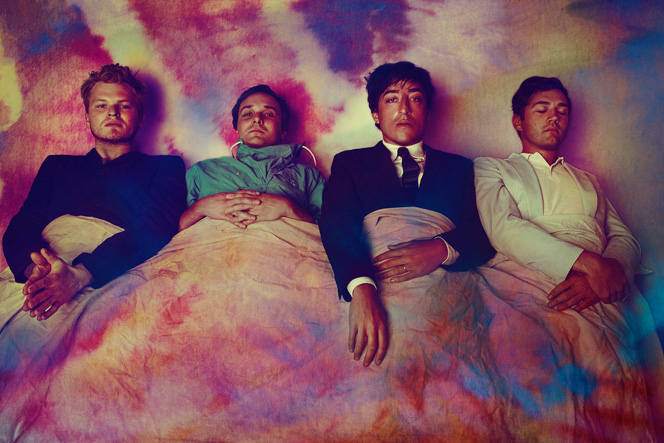 Grizzly Bear – In Session At Sveriges Radio – Nights At The Roundtable