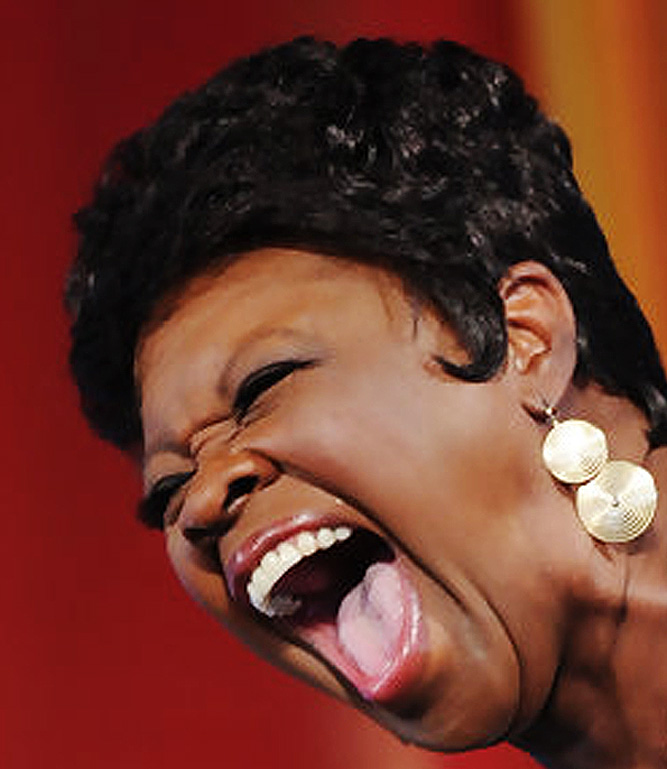 Irma Thomas – Live At The Black Is Back Soul Weekend In Madrid – Nights At The Roundtable: Festival Edition