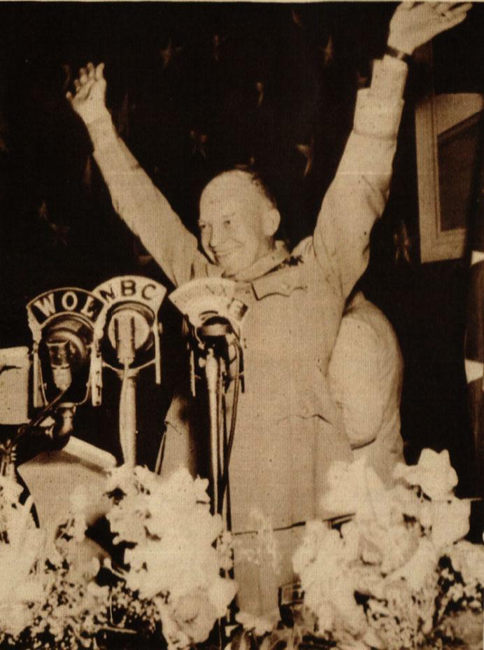 Gen. Eisenhower – Address To Congress – June 18, 1945