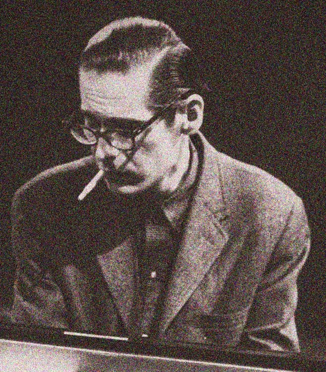 Bill Evans Trio – In Session At Jazz Set – 1972 – Past Daily Downbeat.