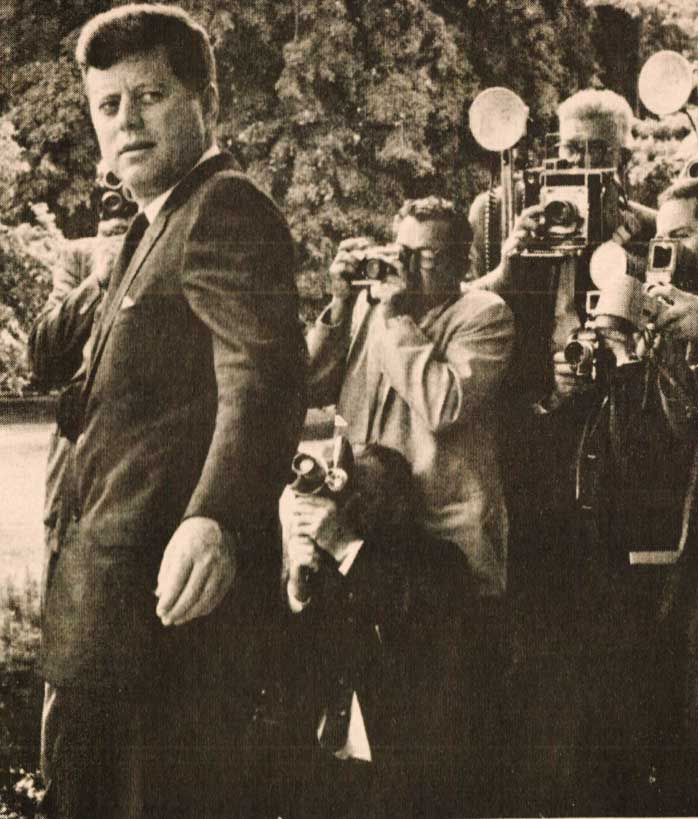JFK And The Peace Corps – June 14, 1962