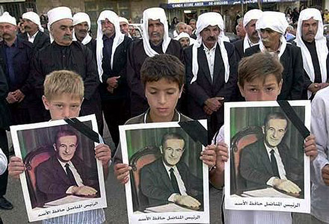 Broken Systems, Outrageous Gas Prices And Prolonged Weeping In Damascus – June 12, 2000