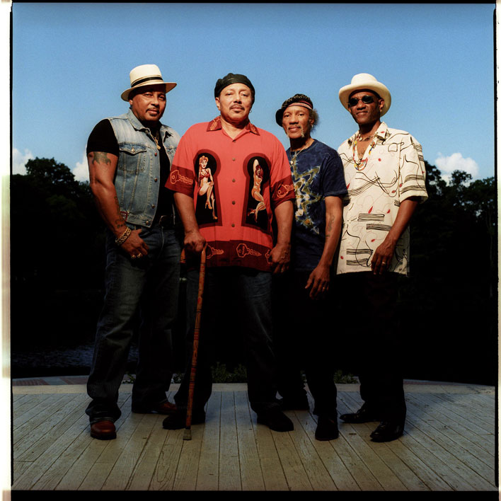 The Neville Brothers – Live In Munich – 2005 – Nights At The Roundtable: Mini-Concert Edition