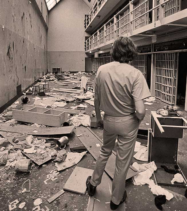 Drama In Cell Block Number 9 – July 29, 1979