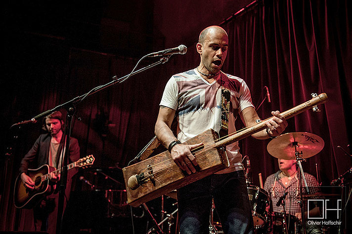 Idriss El Mehdi – In Session At Musiques du Monde – Nights At The Roundtable: Rock Without Borders