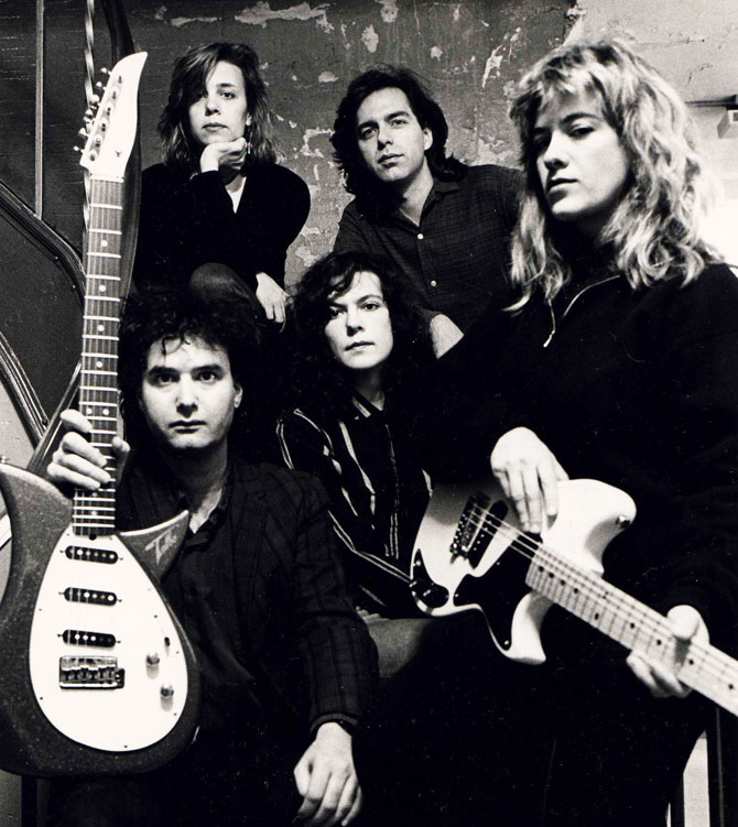 Band Of Susans – In Session – 1988 – Nights At The Roundtable