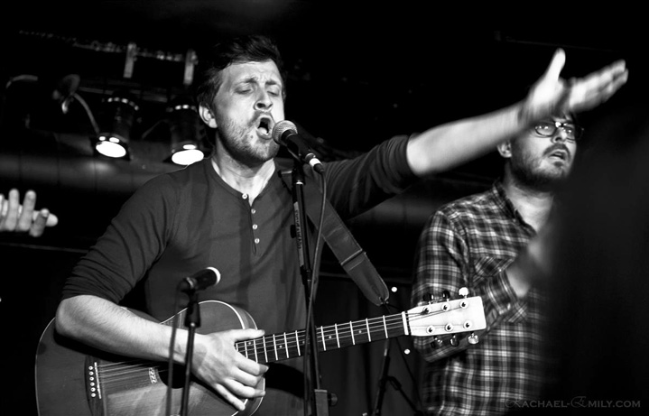 The Futureheads – Live At Rocknacht – Köln – 2008 – Nights At The Roundtable: Festival Edition