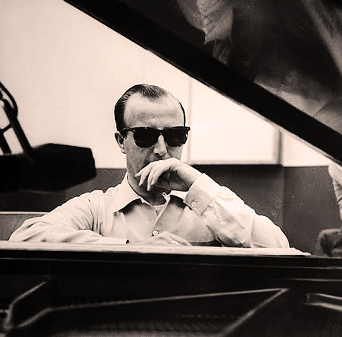 George Shearing – Live At The Hollywood Bowl – 1961 – Past Daily Downbeat