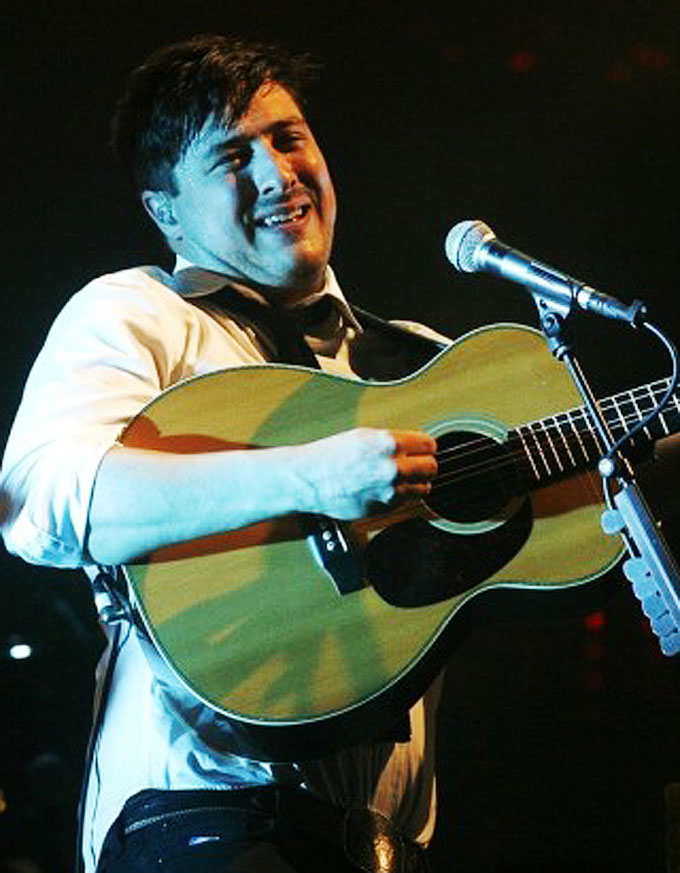 Mumford And Sons – Glastonbury 2013 – Nights At The Roundtable: Holiday Edition