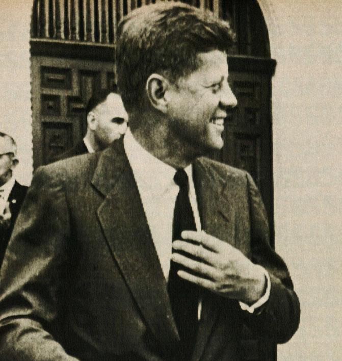 Fourth Of July – 1962 – President Kennedy Celebrates A Cold War Fourth.