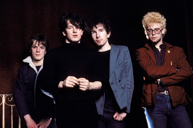 U2 – In Session – 1980 – Nights At The Roundtable: Session Edition